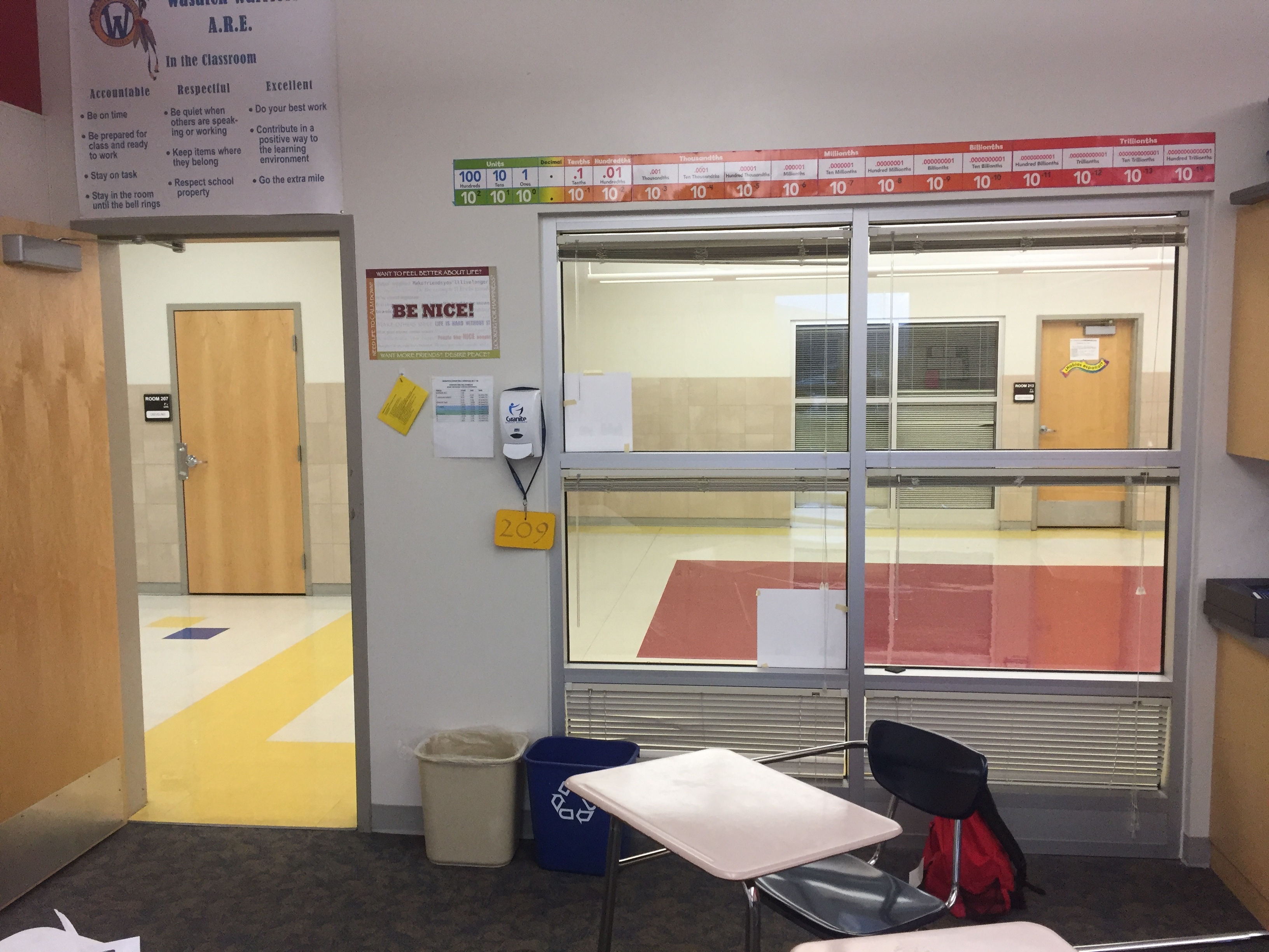 Collaborative Classroom Hub : Examples